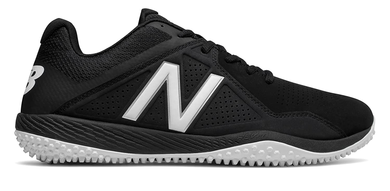 (ニューバランス) New Balance 靴シューズ メンズ野球 Turf 4040v4 Elements Pack Black ブラック US 10 (28cm) B074Z278R3