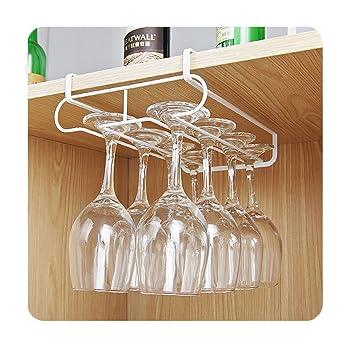 EJY Gläserhalter Gläserschiene Weinglashalterung edelstahl Hangers ...