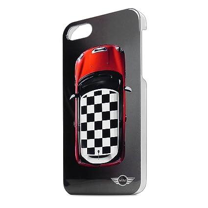new concept 62ad0 60e83 Amazon.com: Mini Cooper Cell Phone Case for iPhone 5/5S/SE - Retail ...