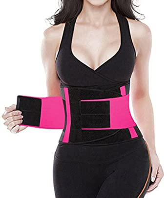 00bac2b884 Twinkle Pinkel Waist Trainer Belt For Weight Loss Breathable Workout Sport Body  Shaper Tummy Control Shapewear