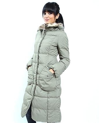 b930fe0690a9 Benetton - Doudoune - Femme (beige gris 905 - taille 44)  Amazon.fr ...