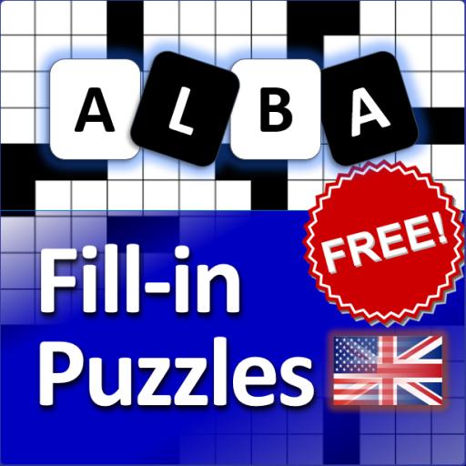 Fill-it in Crosswords Free