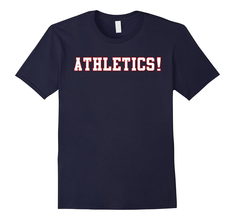 athletic t shirts - athlete shirt-BN