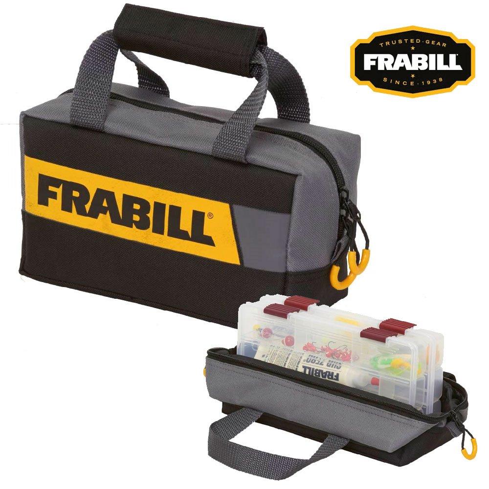 Frabill Ice Ice Ice 3600 Series Tackle Bag B00OCXE52U Angelkoffer Verwendet in der Haltbarkeit f01e7f