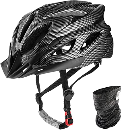 21 Holes Bicycle Helmet Bike Cycling Adult Adjustable Safety Bicycle Equipment