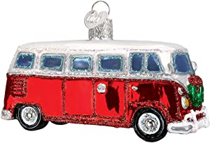 Old World Christmas Camper Van (Gift Boxed)