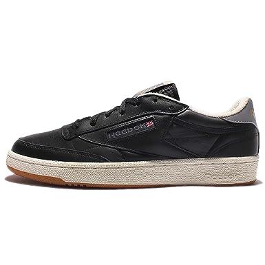 20db350f98dc8 Reebok Shoes - Club C 85 Retro Gum black grey white size  42.5 ...
