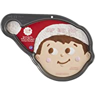 Wilton 2105-8550 Elf on The Shelf Giant Cookie Pan