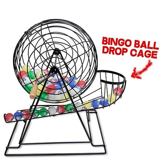Amazon.com : Royal Bingo Supplies Professional Bingo Set : Sports ...