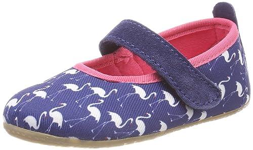 Living Kitzbühel Ballerina Allover Flamingo, Zapatillas de Estar por Casa para Niñas: Amazon.es: Zapatos y complementos