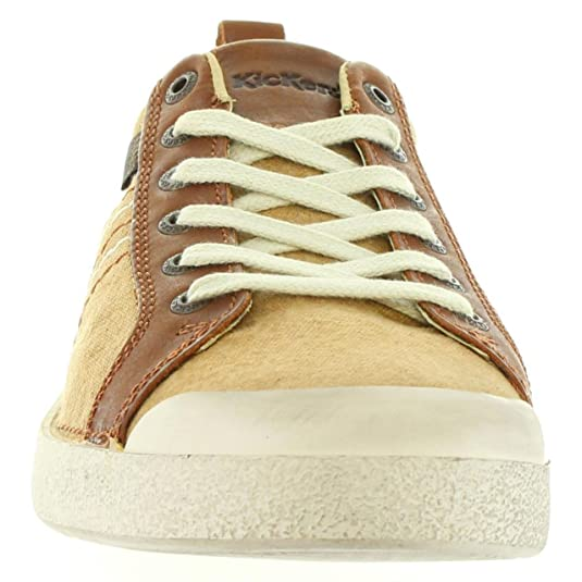Chaussures pour Homme KICKERS 471060-60 TRIDENT 114 CAMEL dttNYlw