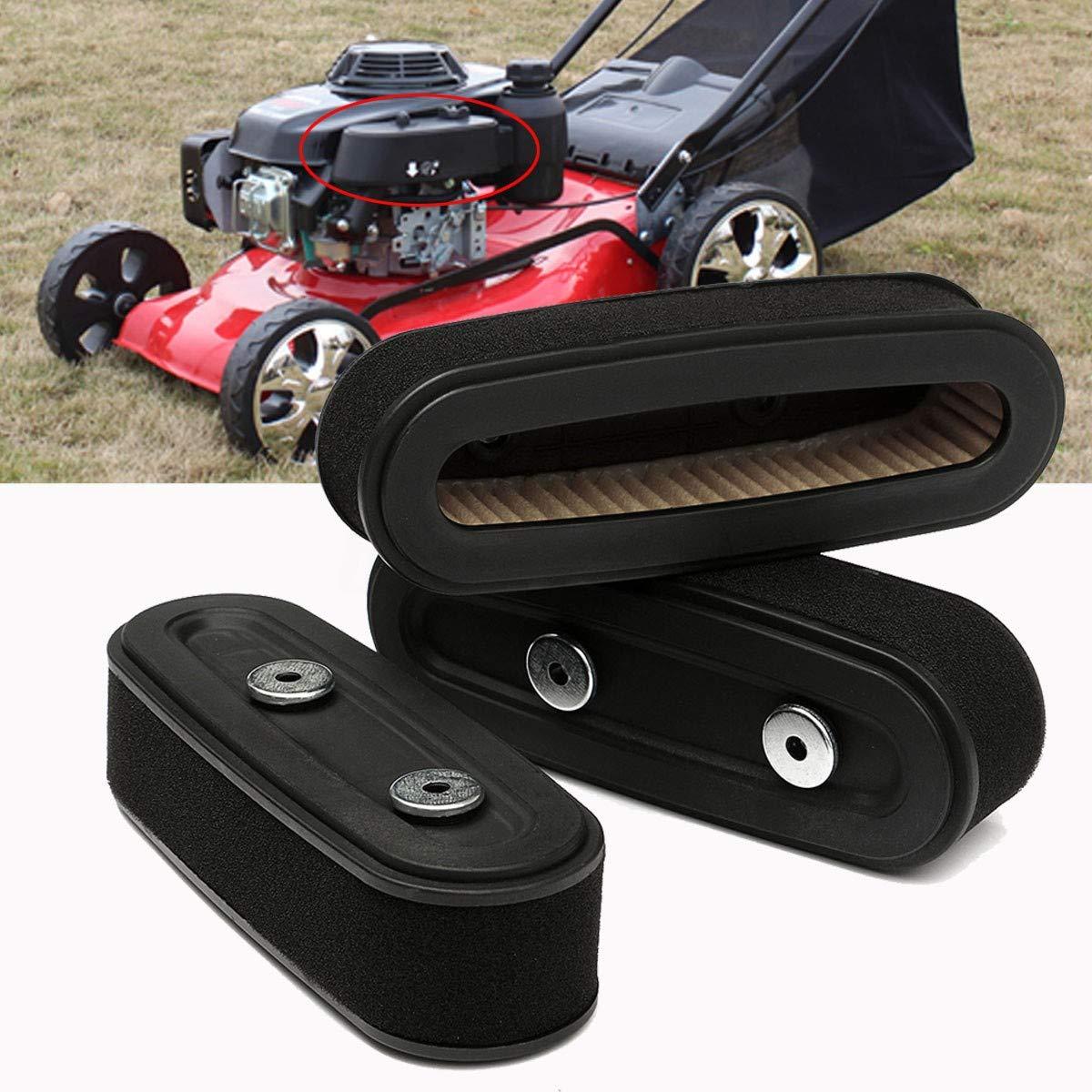for Honda GXV160 Air Filter for HR216 for HRU216 Home /& Garden lawnmower Yard