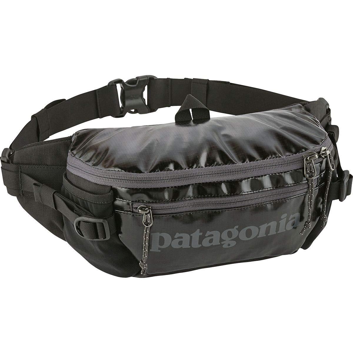 (パタゴニア) Patagonia Black Hole 2L Waist Packメンズ バックパック リュック Black [並行輸入品] One Size  B07H56NHG1
