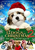 12 Dogs Of Christmas 2: The Great Puppy Rescue [DVD]