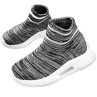 Amazon.com: Calcetines de moda para niños, zapatillas de ...