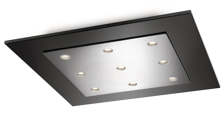 Philips InStyle Matrix Ceiling Light Chrome Integrated 9 X 25 Watts LED Bulb Amazoncouk Lighting