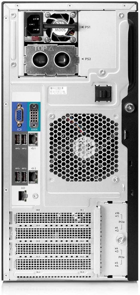 Hewlett Packard Enterprise Hpe Proliant Ml30 Gen10 Elektronik