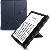 WALNEW Kindle Oasis Deri Stand Kılıf (7 inç)