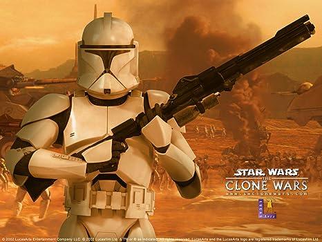 Posterhouzz Movie Star Wars The Clone Wars Clone Trooper Hd