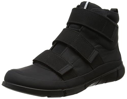 A Intrinsic black Collo 41 Sneaker Ecco Donna 1 Eu Alto Nero EqrZq0