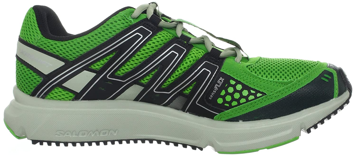 Salomon XR Shift Zapatillas para Correr Trail Running Verde para Hombre Contagrip: Amazon.es: Deportes y aire libre