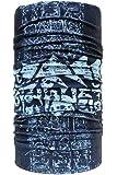 Noise NOIHWP184 13-in-1 Budha Multifuntional Polyester Bandana, Free Size (Purple)