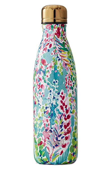 e7f7e72d33 Image Unavailable. Image not available for. Color: Lilly Pulitzer Swell 17  oz Stainless Steel Water Bottle