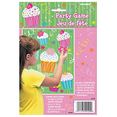 Cupcake Party Game for 16: Kitchen & Dining