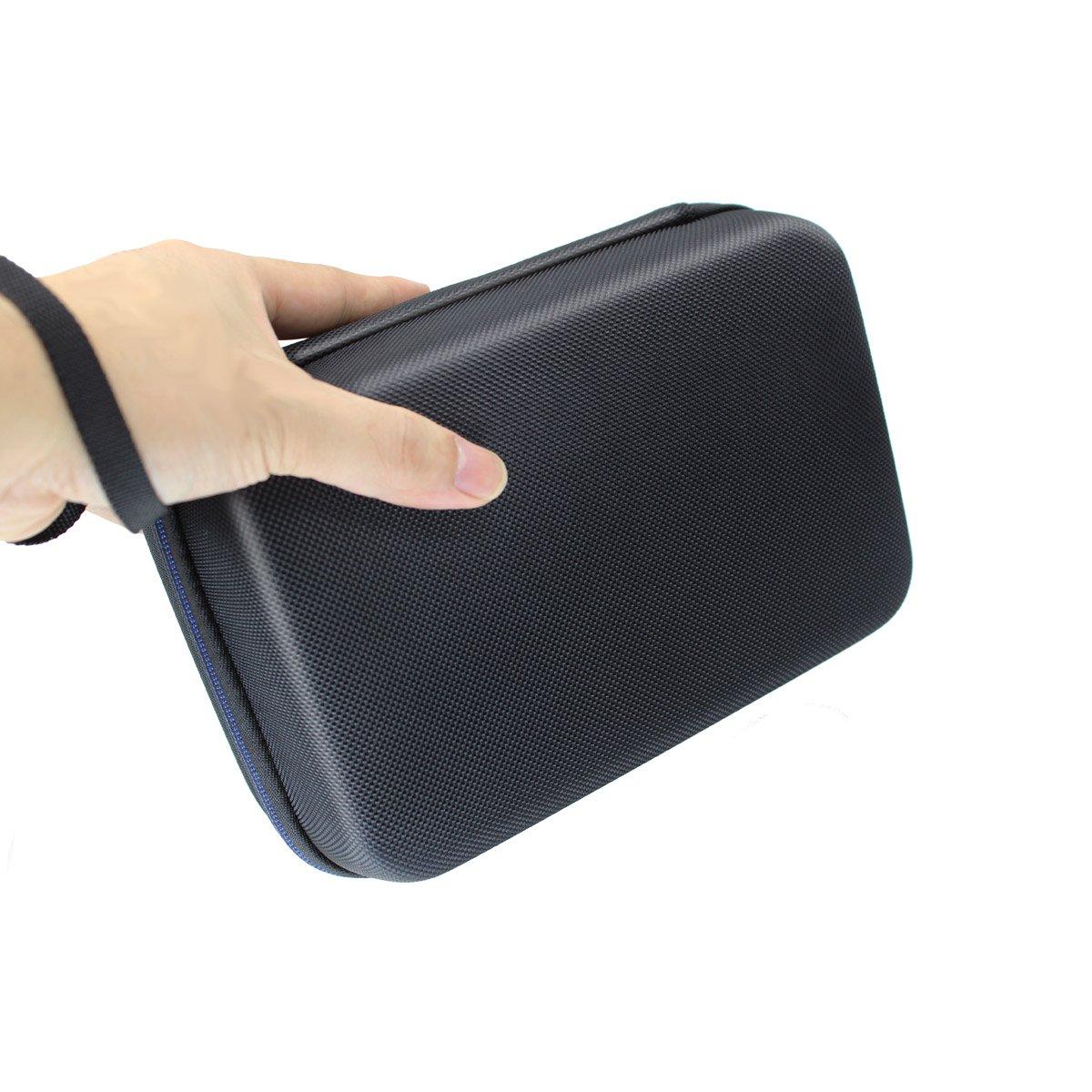 Difficile Viaggio Caso Custodia per Braun Silk-/épil 9 SkinSpa Sistema di Epilazione Wet/&Dry di GUBEE