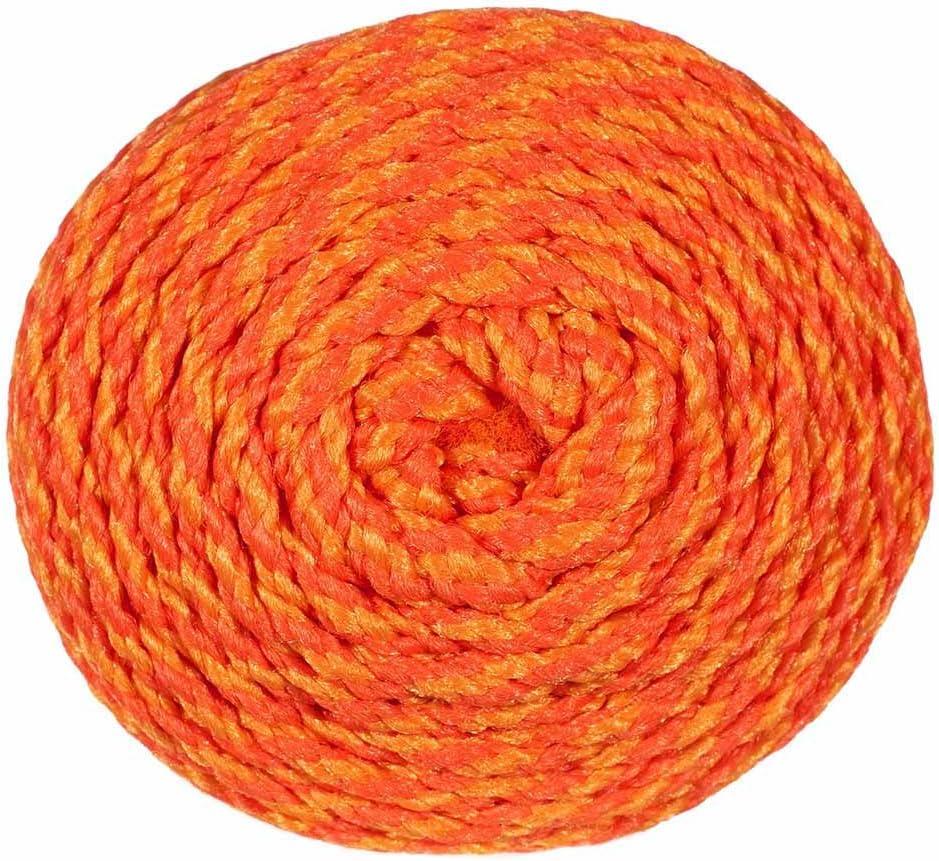 Rose 2 Pack Bonnie Macram/é Cord 4mm 100 yd Lengths