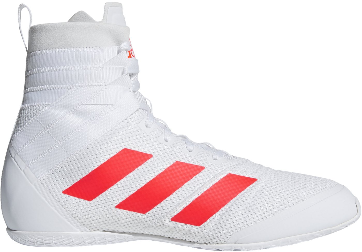 adidas Speedex 18 - Zapatillas de Boxeo, Color Blanco
