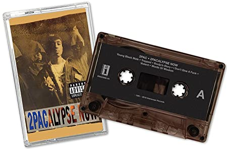 2Pacalypse Now [Cassette]