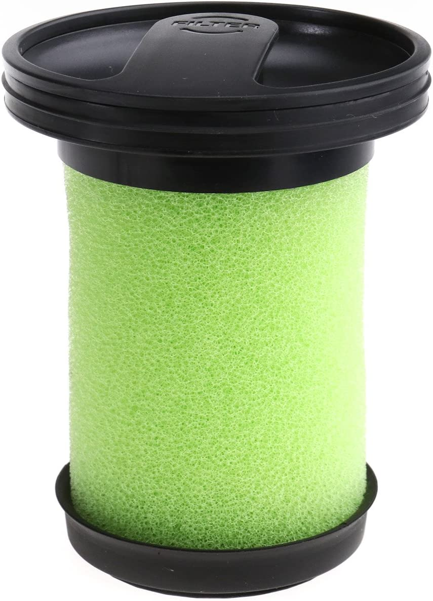 Micro Traders Washable Green Vacuum Cleaner Filter Compatible with Dyson Cordless Hoover Gtech AirRam Mk2 AirRam Mk2 K9