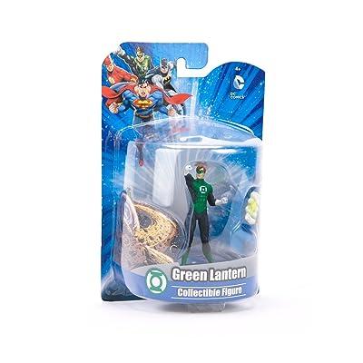 "DC Green Lantern 4"" PVC Figurine: Toys & Games"