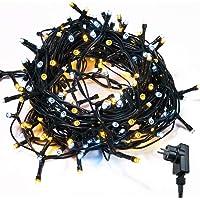 Cadena de Luces WISD 13M 200 LED Guirnalda