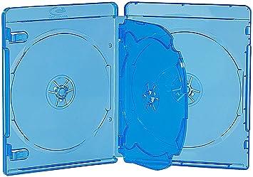 Juego de estuches delgados para almacenamiento de discos Blu ...