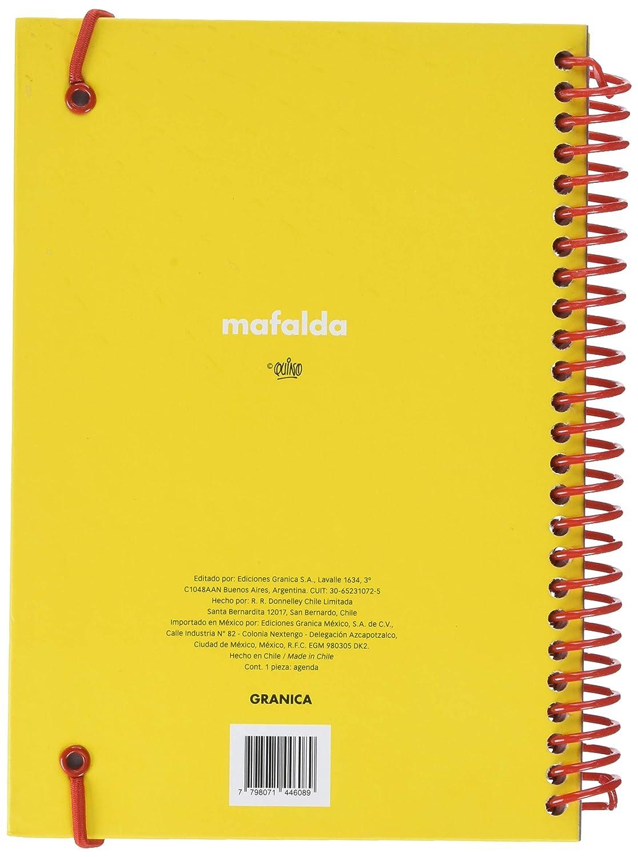 Granica GB00095 Mafalda 2019 anillada