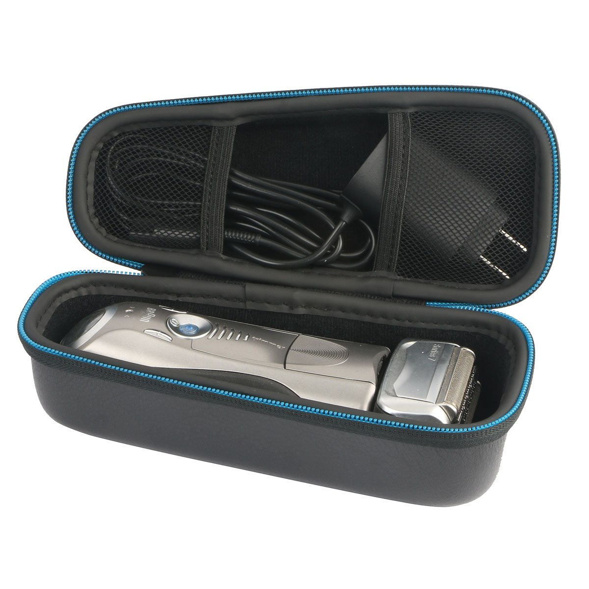 for Braun Series 5 7 790cc Electric Foil Shaver Travel Case by Baval
