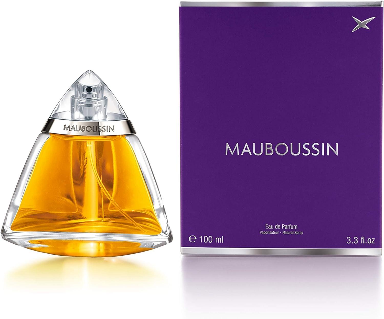 Mauboussin - Eau de Parfum Femme - L'Original Femme - Aroma Oriental & Frutal - 100ml