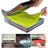 Adult Magic Clothes Tshirts Folder Organizer Flip Fold: Amazon.co.uk: Kitchen & Home