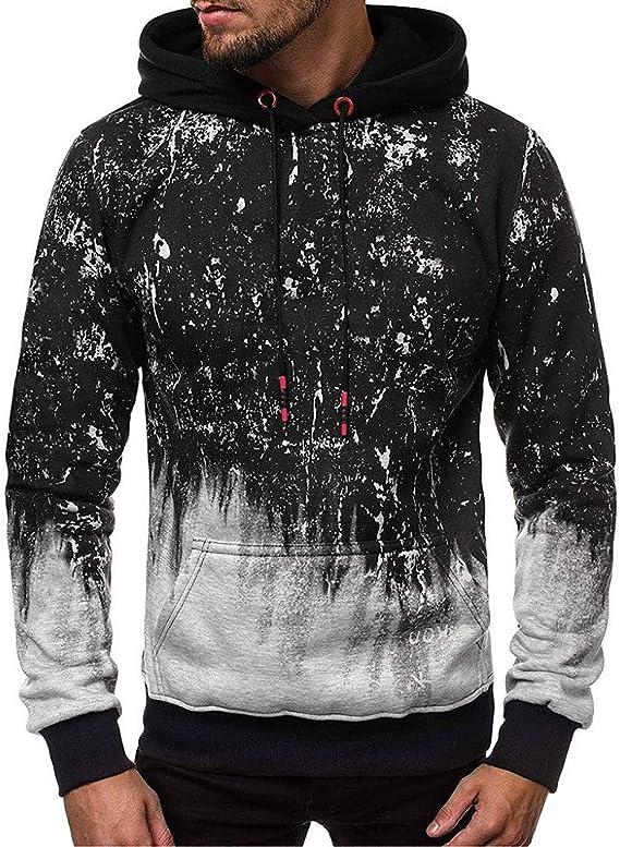 Kapuzenshirt Hoodie schwarz Kapuzenjacke Kaputzensweatshirt Kaputzenpullover
