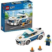 LEGO 60239 City Polispatrullbil, Blå, Vit