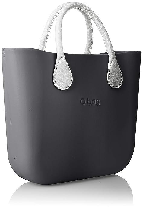 O Bag B002, bolso de mano para mujer, Color Negro, 11 x 31 x 40 cm (W X H X L): Amazon.es: Zapatos y complementos