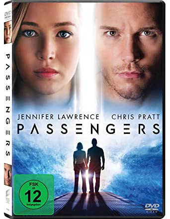 Passengers [DVD]: Amazon.es: Chris Pratt, Jennifer Lawrence ...