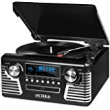 Victrola 50's Retro 3-Speed Bluetooth Turntable with Stereo