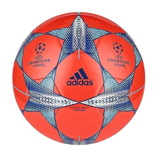 4 opinioni per Adidas Pallone Calcio Finale 15 Capitano S90226 Solred/Sorag/Boblue