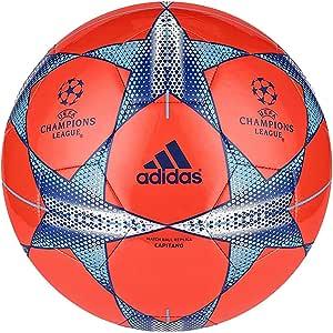 adidas Champions League Finale Capitano - Balón, Color Azul / Rojo ...
