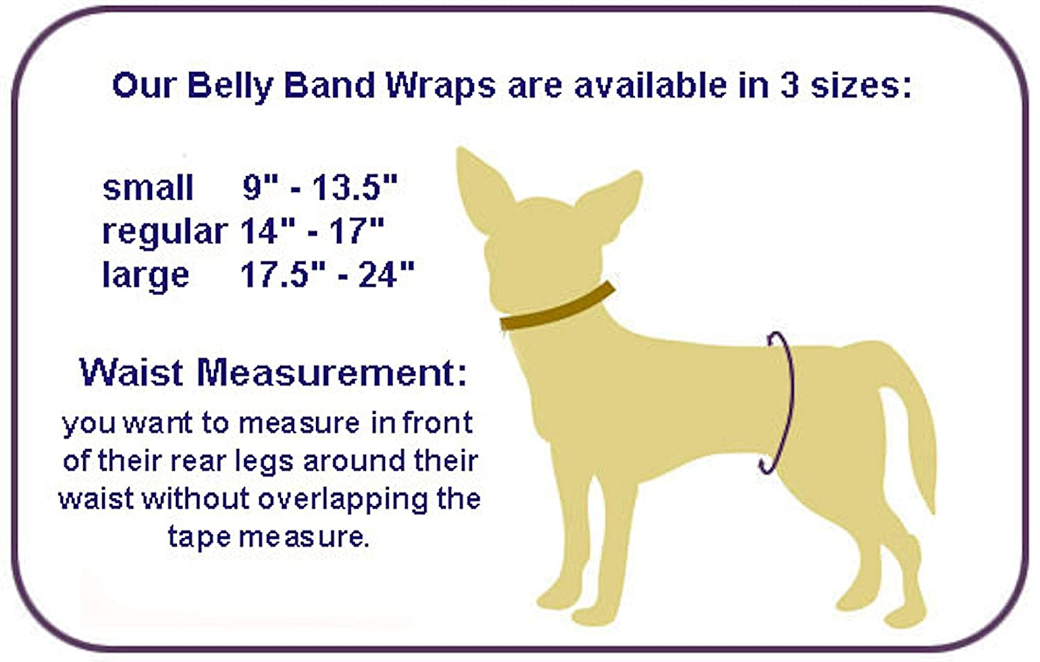 Rescue Dogs Potty Training Male Dog Belly Band Belly Band Wraps Paracord Buckle Closure Senior Dogs