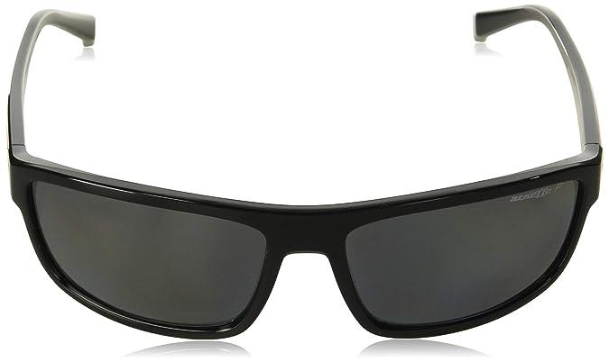 Amazon.com: Arnette Borrow - Gafas de sol polarizadas para ...