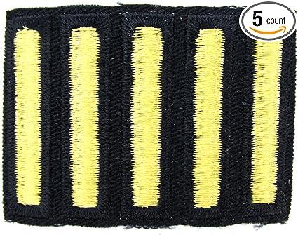 Male Army Overseas Service Bars OSBs
